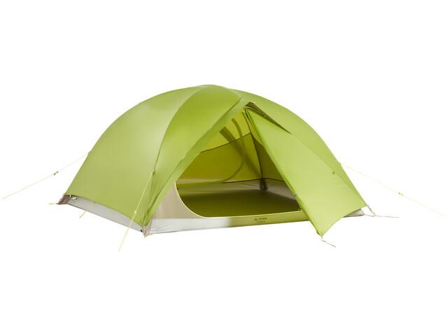 VAUDE Space Seamless 2-3P Telt, cress green